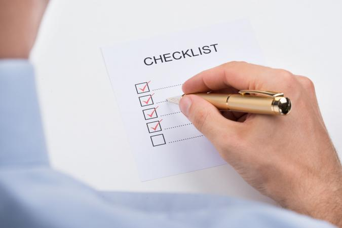 E-commerce checklist for consumers and traders