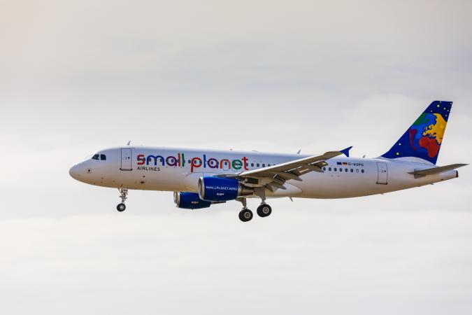 Uitstel van betaling Small Planet Airlines Germany, ECC Nederland